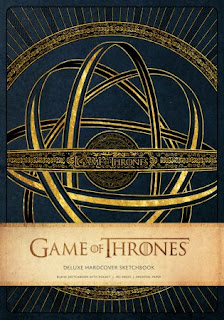 Cuaderno de Bocetos Game of Thrones