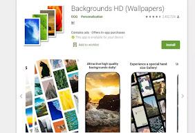 OGQ HD Wallpaper Downloading App