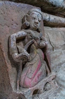 Temple de Shittaung - Mrauk-U - Myanmar Birmanie