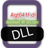 Agt041f.dll download for windows 7, 10, 8.1, xp, vista, 32bit