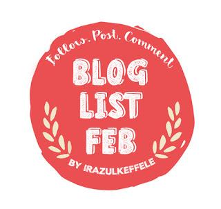 http://irazulkeffele.blogspot.my/2017/01/pencarian-bloglist-februari-2017.html?m=1