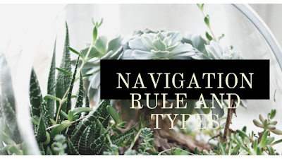 Rule and type navigation