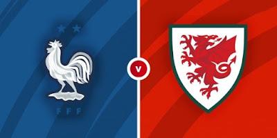 مشاهدة مباراة فرنسا ضد ويلز 02-06-2021 بث مباشر في مباراة ودية
