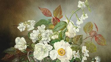 Las flores blancas de Cecil Kennedy