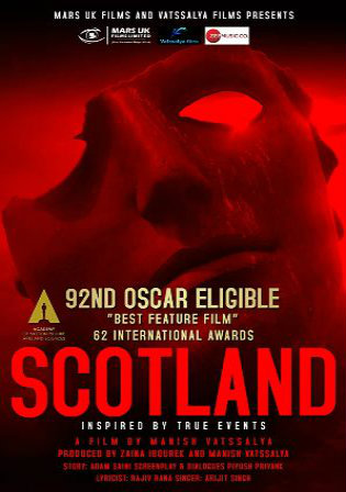 Scotland 2020 WEB-DL 300MB Hindi Movie Download 480p