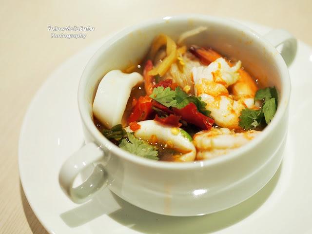 Must Try - TomYam Seafood