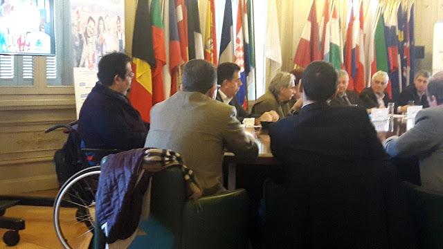 Ο Δήμος Ναυπλιέων συμμετέχει στην εκστρατεία για την ελεύθερη προσβασιμότητα στις πόλεις