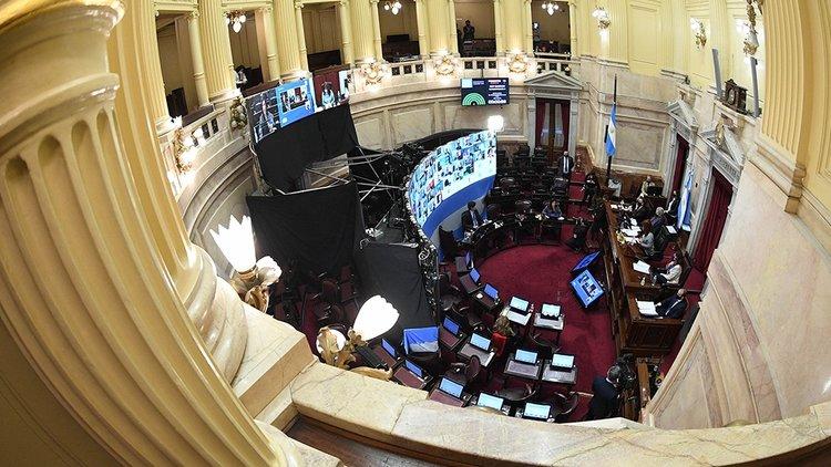 El Senado, sin modificaciones, sancionó con los votos del oficialismo la Ley de Alquileres