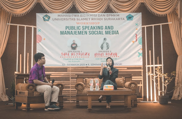 WORKSHOP PUBLIC SPEAKING SOLO JOGJA SEMARANG