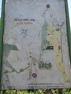 Nilachal Map