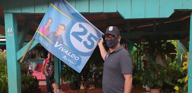 Eleições 2020: Vivaldo Lessa vence as eleições em Roncador com 123 votos diferença