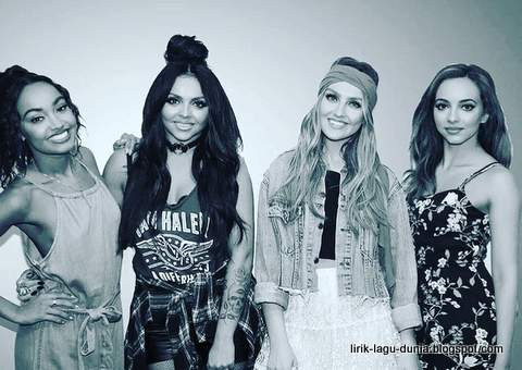 Foto Personil Little Mix - instagram 2016