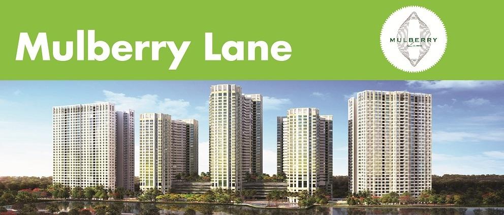 Phối cảnh dự án Mulberry Lane - KĐTM Mỗ Lao, Hà Đông