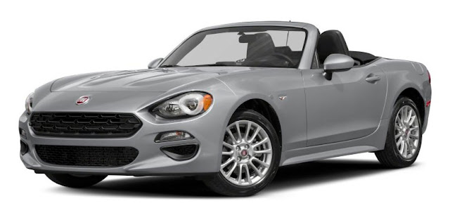 FIAT 124 Spider Classica: Top 10 Sports Cars for Bloggers: eAskme