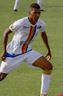 Volante Madson se destaca no primeiro amistoso do Itumbiara