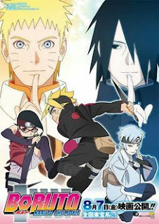 Download Film Boruto: Naruto the Movie (2015) BluRay 720p Subtitle Indonesia