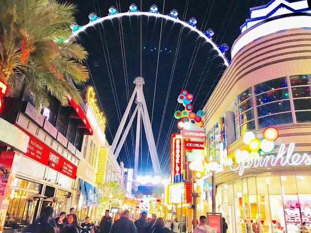 Las Vegas, LINQPromenade, Travel Nevada, VisitLasVegas