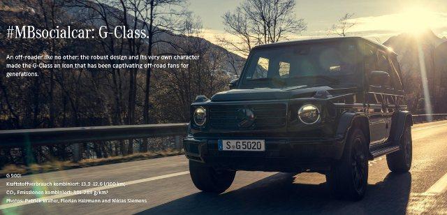 harga mobil mercedes-benz g-class