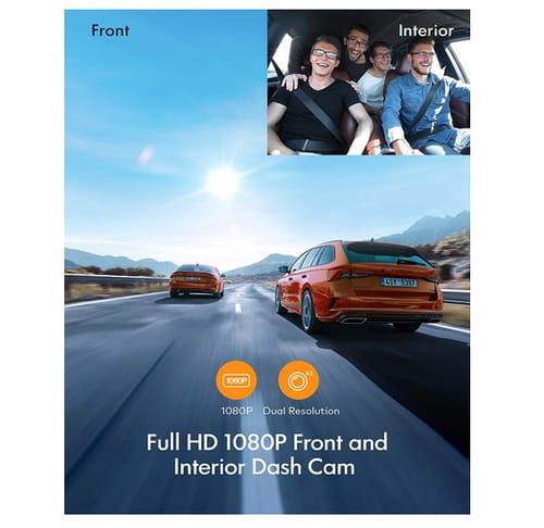 APEMAN C680 Full HD Dual Dash Cam for Cars