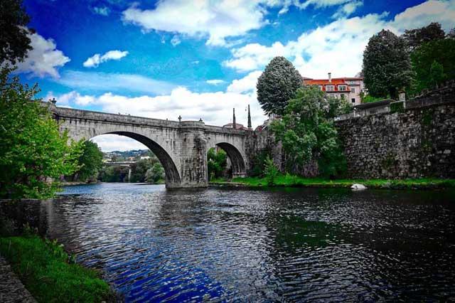 São Gonçalo Bridge Amarante