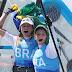 É OURO! Martine e Kahena são bicampeãs olímpicas na vela