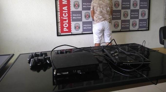 Polícia prende suspeito de furto que agia na zona sul de João Pessoa