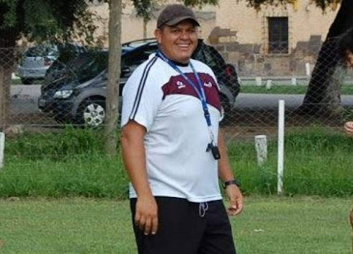 Agustín Loprestti, Director del Centro de Rugby de Salta.