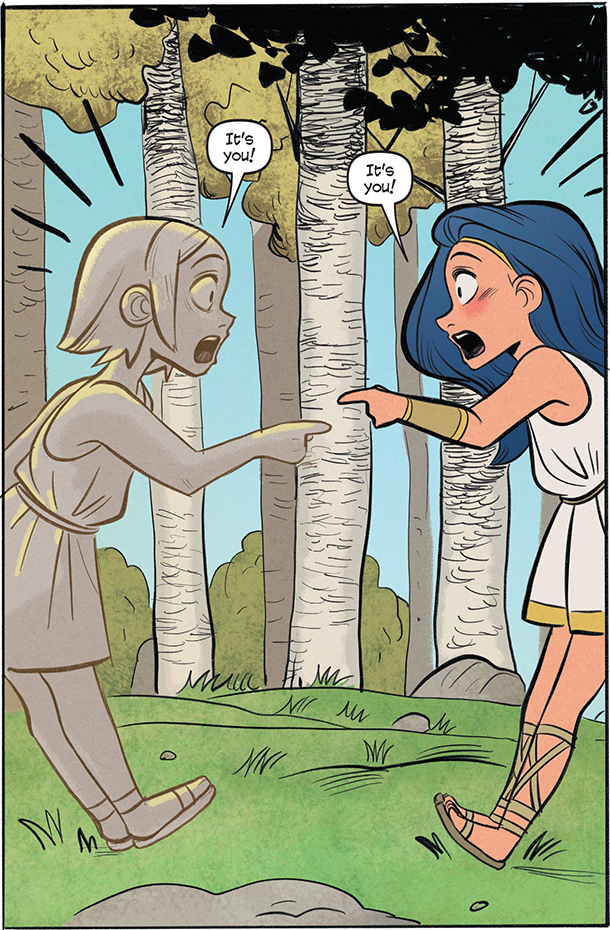 Diana: Princess Of The Amazons - 5