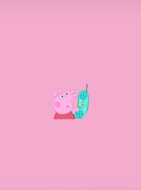 peppa pig wallpaper aesthetic