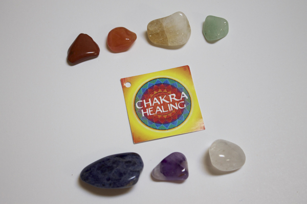 Naturally Me, March Yogi Surprise Box, Yogi Surprise Subscription, Yogi Surprise Review, Chakra Healing Stones
