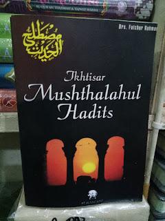 Buku Ikhtisar Mushthalahul Hadits Toko Buku Aswaja Surabaya