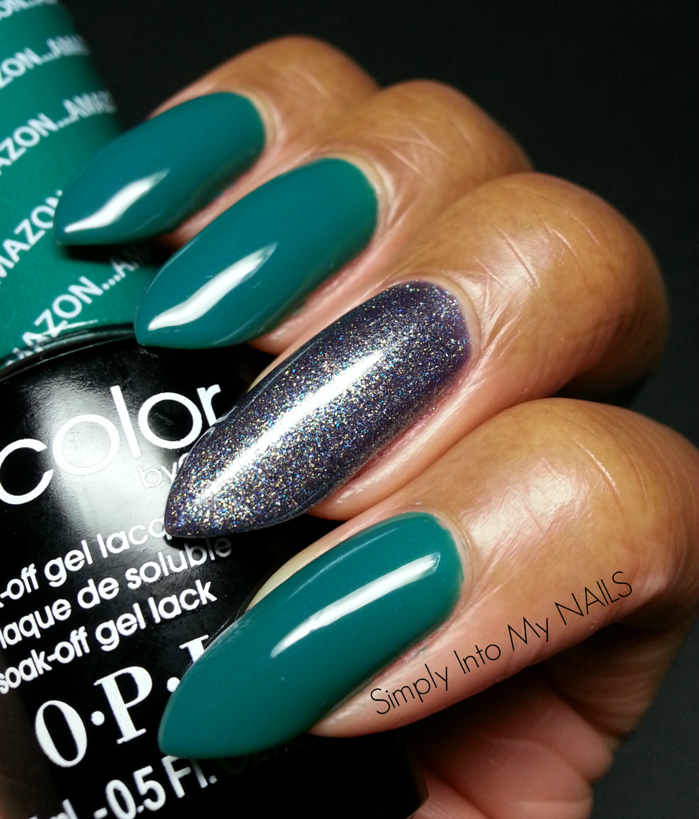 Opi Gelcolor Amazon Amazoff Simply Into My Nails