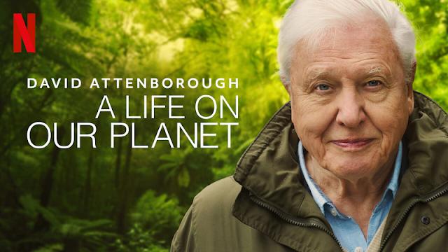 Documentário: Nosso planeta e David Attenborough