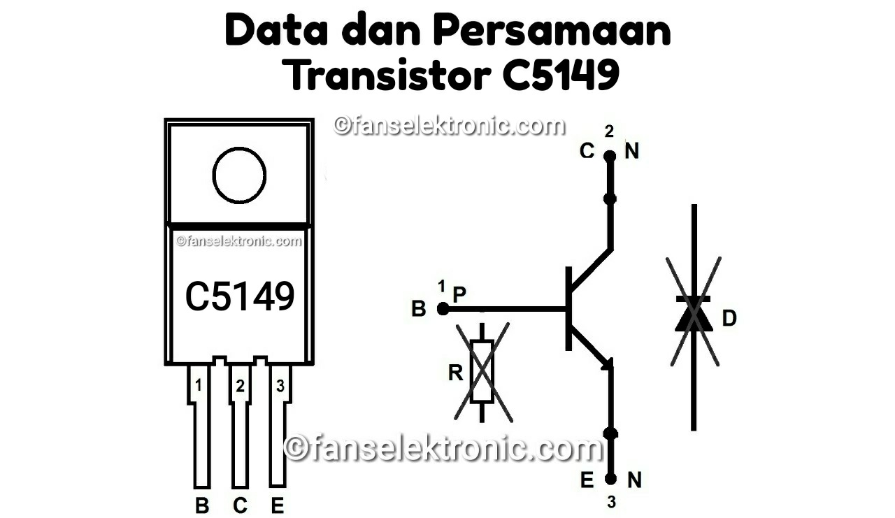 Persamaan Transistor C5149