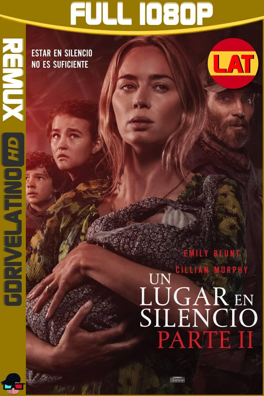 Un Lugar En Silencio Parte II (2021) BDRemux 1080p Latino-Ingles MKV