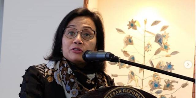 Sri Mulyani: Pandemi Covid Buat Kemunduran Pembangunan di Indonesia