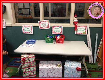 https://www.teacherspayteachers.com/Product/Santas-Helper-Gift-Wrap-Store-Dramatic-Play-Pack-994711