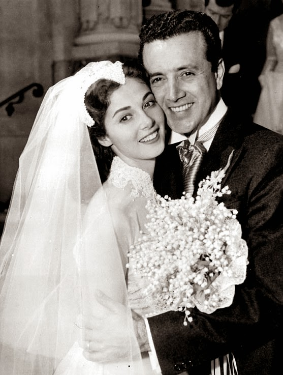 Image result for vic damone and pier angeli