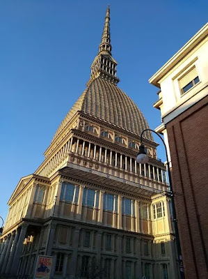 Torino-Mole Antonelliana-monumento-simbolo