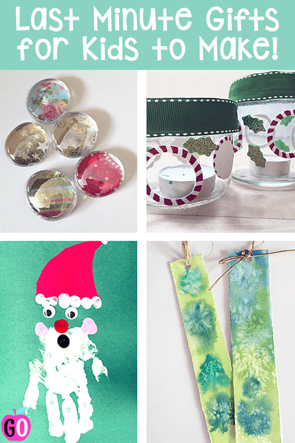 Christmas Gift Ideas For Kids To Make.4 Last Minute Gift Ideas Diy For Kids Grade Onederful