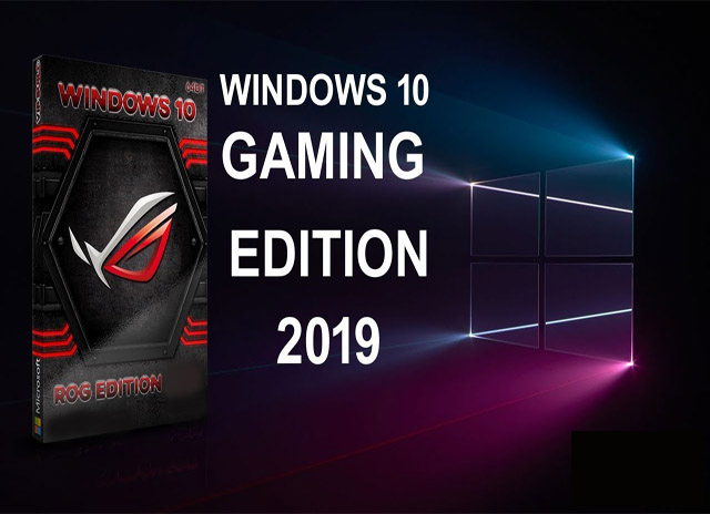 Windows 10 ROG Edition v4 -