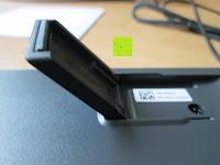 Fuß: LOGITECH K280e corded Keyboard USB black for Business, QWERTZ, deutsches Layout
