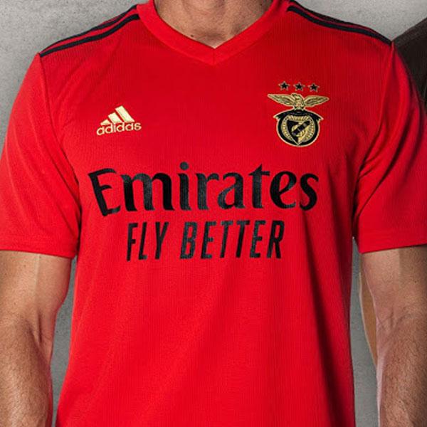 S.L. Benfica 2020-21 Kit - DLS2019 Kits - Kuchalana