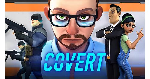 Covert Trailer