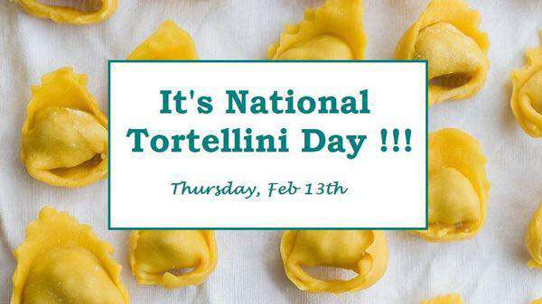 National Tortellini Day Wishes Awesome Images, Pictures, Photos, Wallpapers