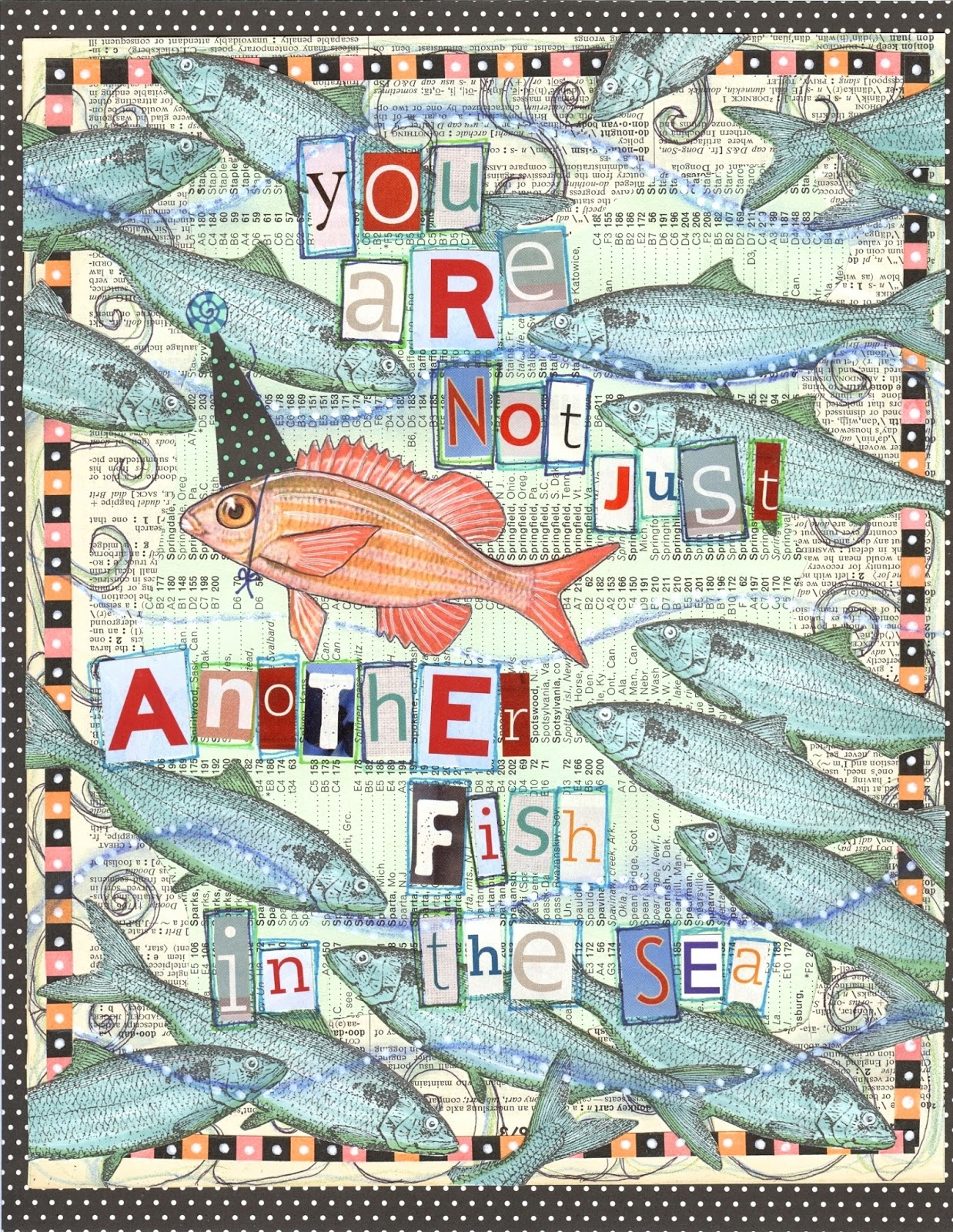 Not just another Fish - Shelly Massey