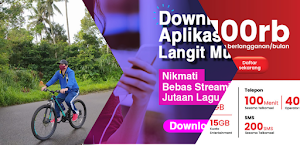 Menikmati Lagu Sepuasnya Pada Langit Musik Dengan Kuota Entertainment Kartu Halo Telkomsel