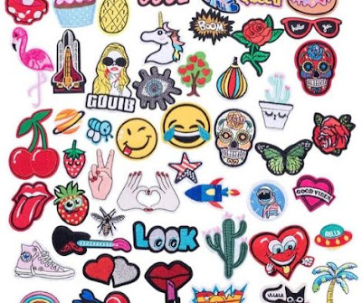 1970s Fashion Trends - 1970s Patches