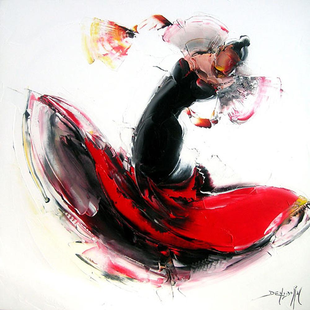 daniel densborn 1946 flamenco dancers tutt 39 art pittura scultura poesia musica. Black Bedroom Furniture Sets. Home Design Ideas