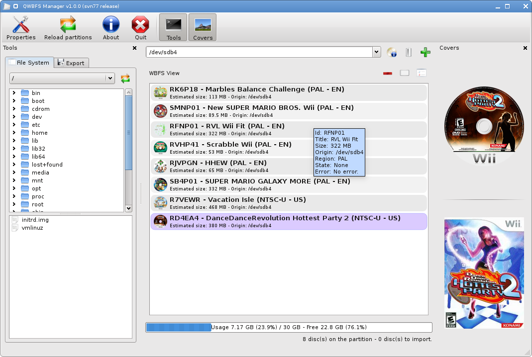 wbfs manager 64 bits